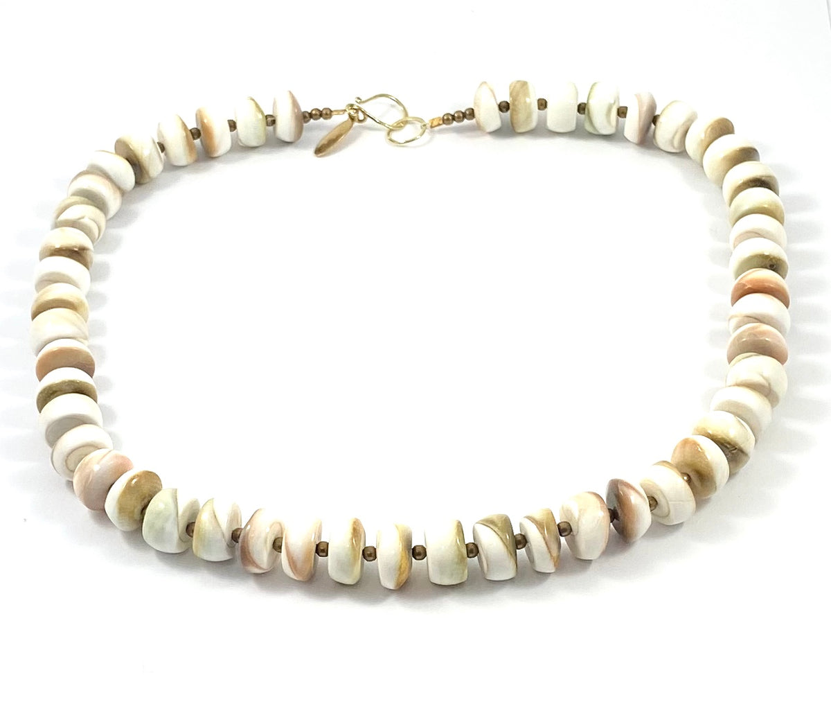 Shiva Shell Necklace