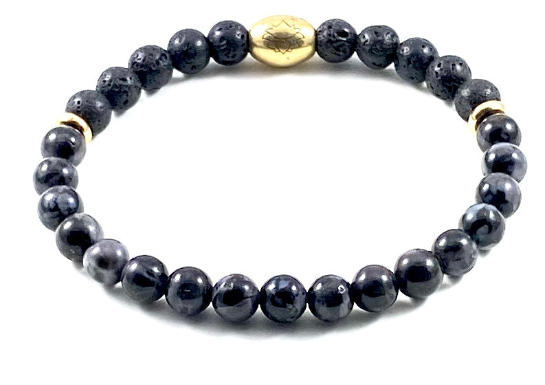 Super Diffuser Stretch Bracelet - 6mm