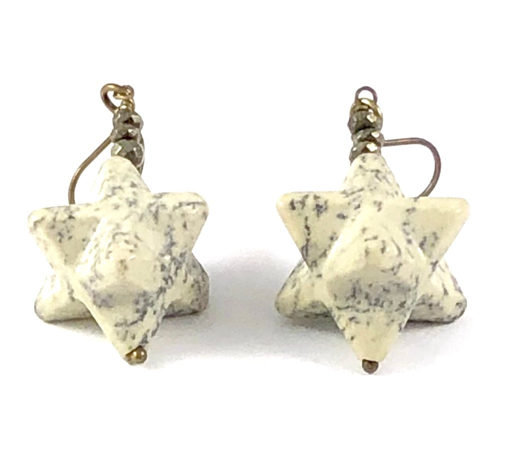 Merkabah Star Earrings