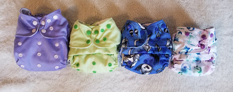 Lighthouse Kids Company Cloth Diapers