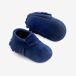 Comfort Baby Moccasins - Americana