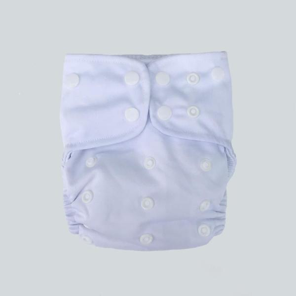 Lighthouse Diapers - AIO - White Cap