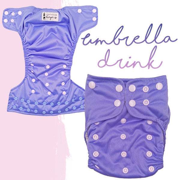 Lighthouse Diapers - Umbrella Drink