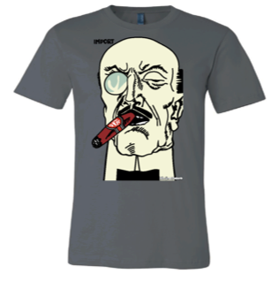 Smoking Man Tee