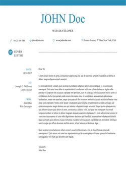 Attractive Creative Cover Letter In Creative Cover Letters