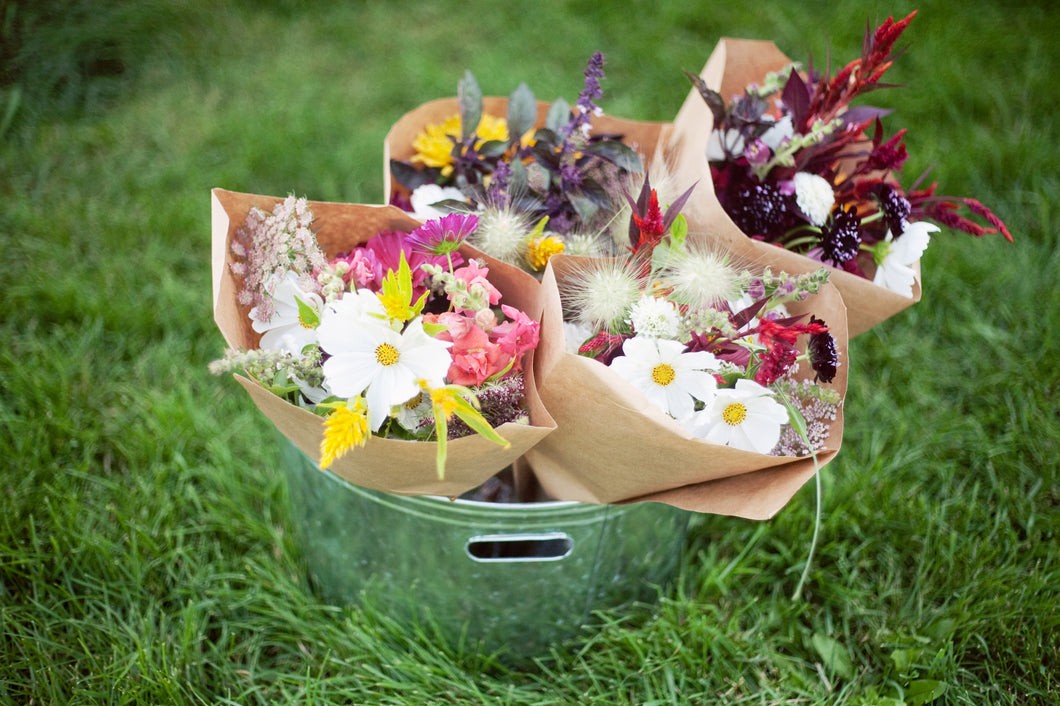 Bouquet Subscription for Businesses