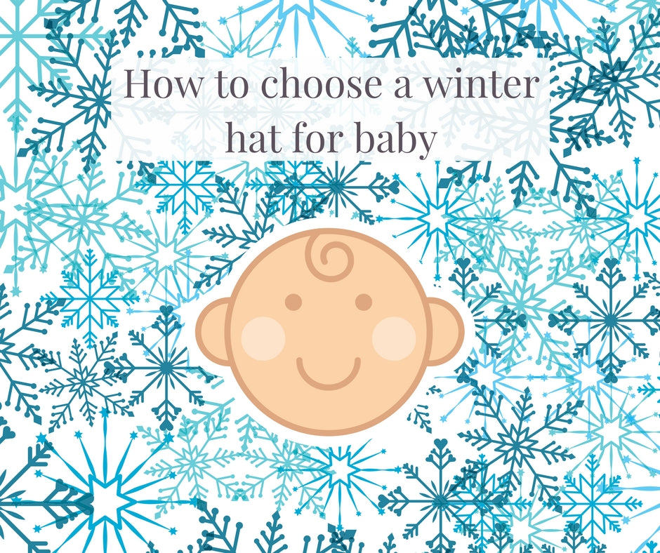 A hat is just a hat, isn't it? - how to choose a winter hat for baby