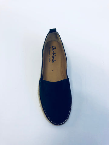 Midnight Espadrille
