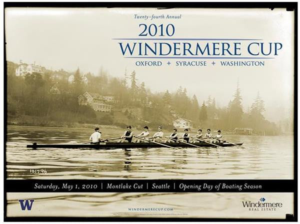 2010 Windermere Cup Poster