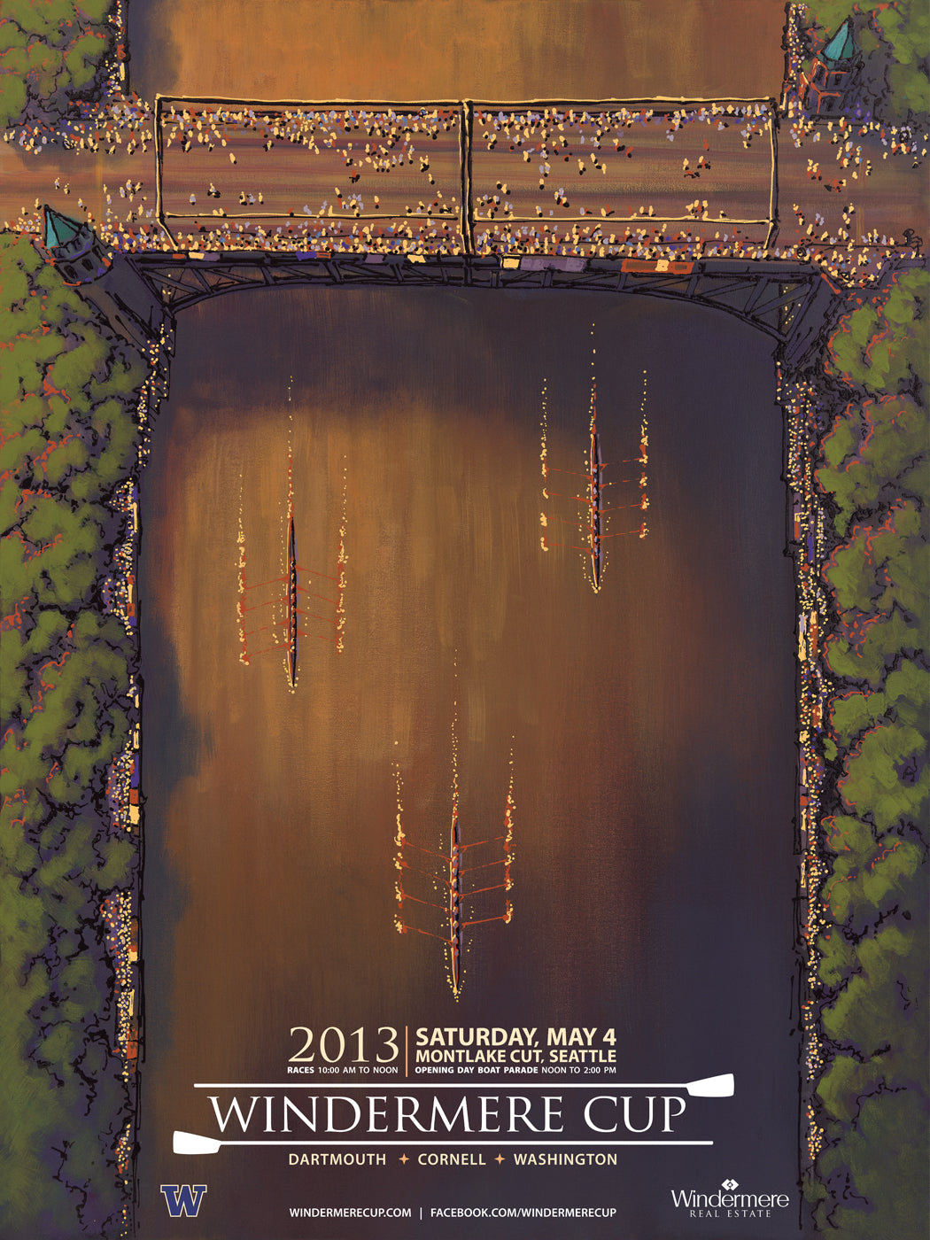 2013 Windermere Cup Poster