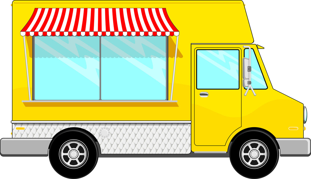 Food Vendor - Truck or Cart provided by vendor