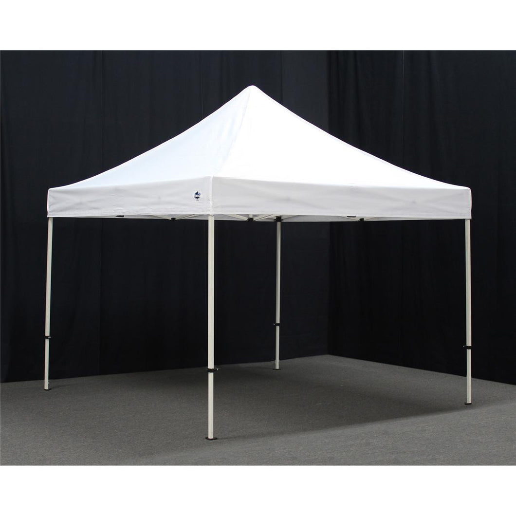 10x10 Booth with Tent provided by vendor