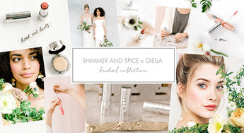 Shimmer and Spice x GIELLA Bridal Collection
