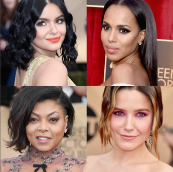 SAG AWARDS 2017: BEAUTY LOOKS WE LOVE!