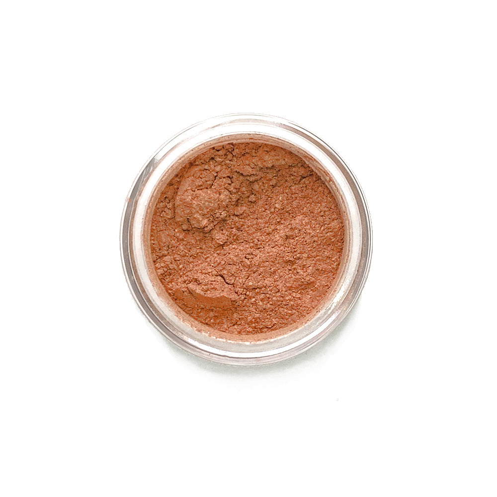 Hygge Cinnamon Gold Eyeshadow - Giella