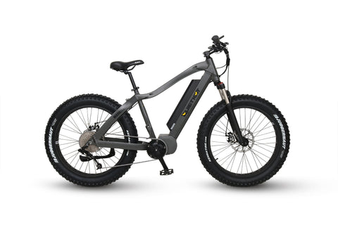 QuietKat Warrior - Electric Mountain Bike