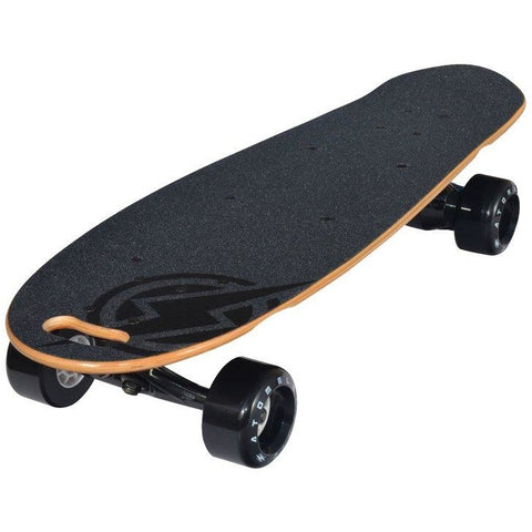 Atom Long Boards B10 Electric Skateboard - Top View
