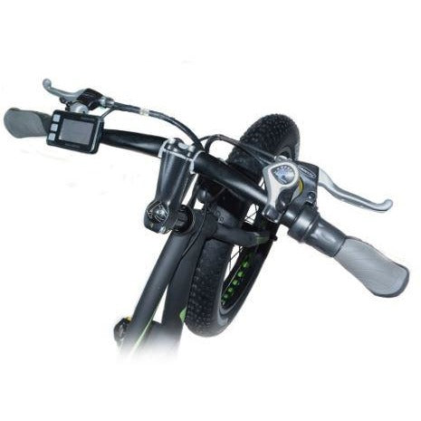 AddMotor Motan M550 - Fat Tire Sport Electric Bike - Handlebars