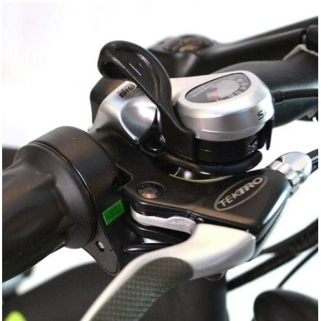 AddMotor Motan M550 - Fat Tire Sport Electric Bike - Throttle