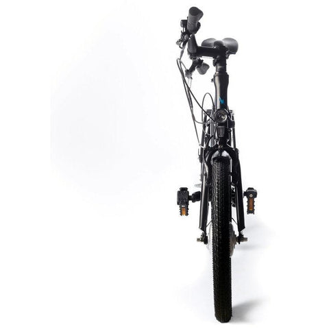 Fifield M-Electric 2wenty - Electric Commuter Bike - Rear View