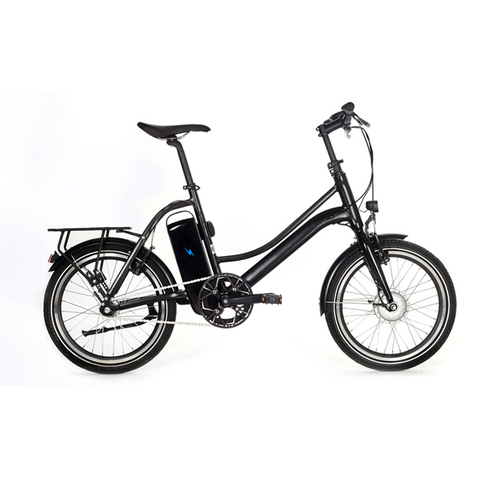 Fifield M-Electric 2wenty - Electric Commuter Bike - Side View