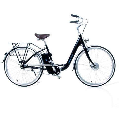 Fifield M-Electric Model T - Electric Commuter Bike - Side View