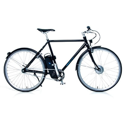 Fifield M-Electric Upstart - Electric Commuter Bike - Side View