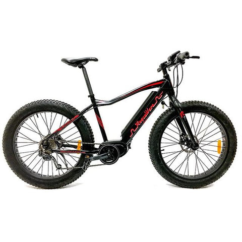 350W Fifield Rogue Wave - Electric Mountain Bike - Side View