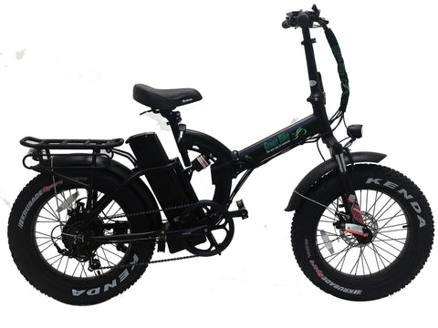 Green Bike USA GB 500 - Fat Tire Electric Bike
