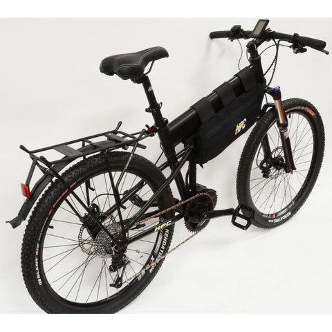 HPC Recon M Folding Electric Bike - Rear View