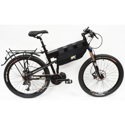 HPC Recon M Folding Electric Bike - Side View