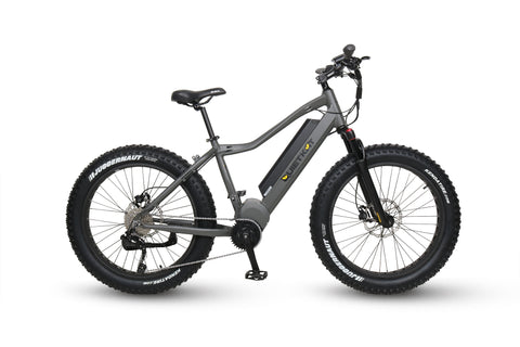 QuietKat Denali - Electric Mountain Bike