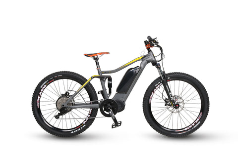 QuietKat Quantum- Electric Mountain Bike