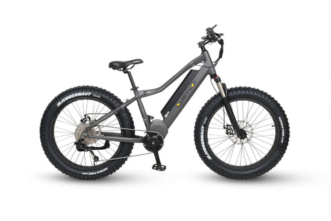 QuietKat Canyon - Electric Mountain Bike
