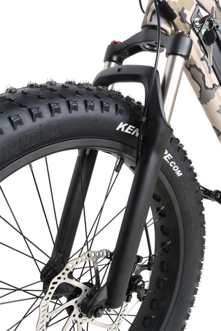 QuietKat Apex - Electric Mountain Bike