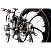 Image of Joulvert Mercer - Folding Electric Bike - Rear Wheel