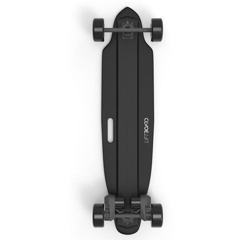 Liftboard Single Motor Electric Skateboard - Bottom View