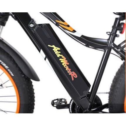 AddMotor Motan M5800 - Fat Tire Electric Bike - battery