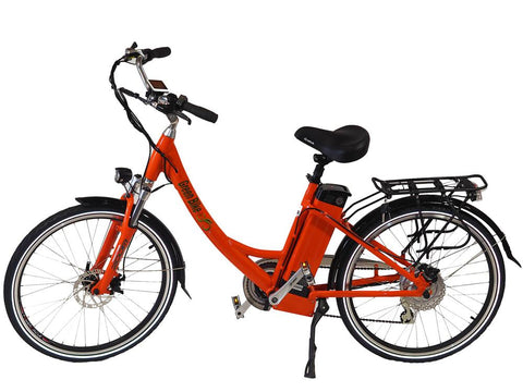 Green Bike USA GB2 - Electric Cruiser Bike