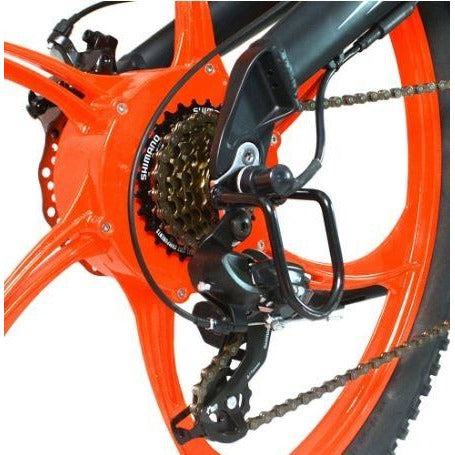 AddMotor HitHot H2 w/ MAG Wheel - Electric Mountain Bike - Gears