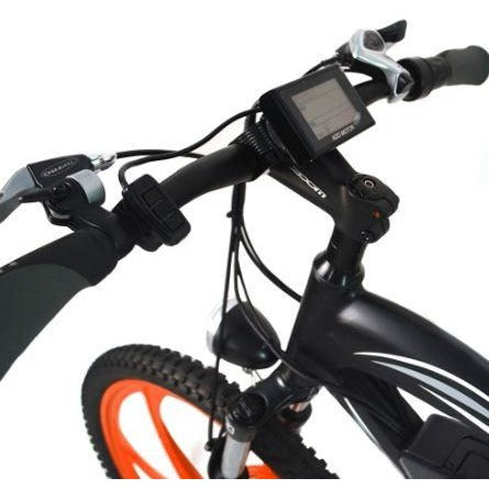 AddMotor HitHot H2 w/ MAG Wheel - Electric Mountain Bike - Display