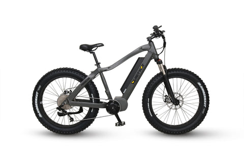 QuietKat Predator - Fat Tire Electric Mountain Bike