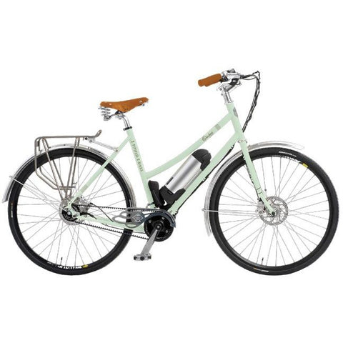 Fifield Caladesi - Custom Electric Commuter Bike - Side View