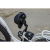 Image of Big Cat Long Beach Cruiser XL500 - Electric Cruiser Bike - Seat and Battery