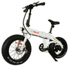 Image of AddMotor Motan M160 - Folding Fat Tire Electric Bike