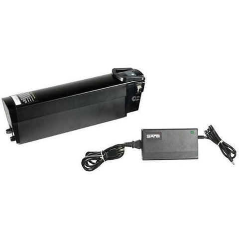 QuietKat - 48V 11.6AH LI-ION Battery & Charger