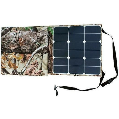 Rambo Bikes - Solar Charger - Open