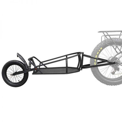Rambo Bikes - Single Wheeled Cart - Attached