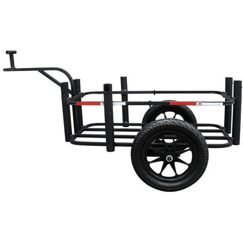 Rambo Bikes - Aluminum Fishing Cart - Side View