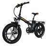 Image of AddMotor Motan M150 R7 - Folding Fat Tire Electric Bike
